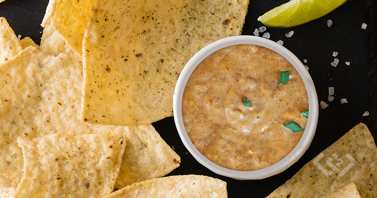 Dump and Stir Chili Dip